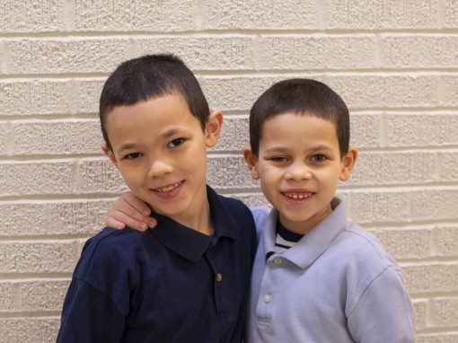 Christopher & Alexander