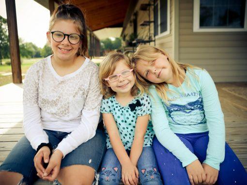 Jacquelyn, Mayci, and Paisley
